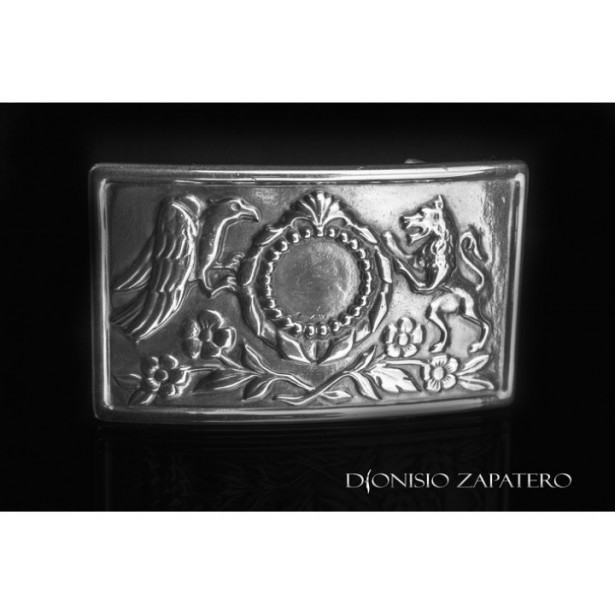 The Buckle of Salvatore Giuliano 925 silver